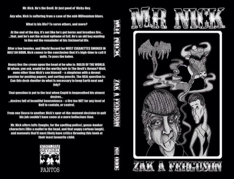 MR NICK COVER